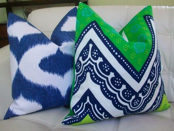 green and blue! #relaxwithsussan
