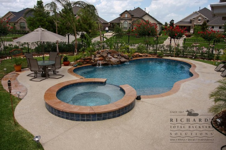 74 best pool images on pinterest dream pools outdoor for 50000 pool design