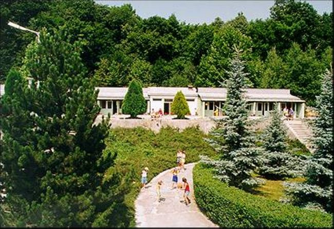 Soproni Gyermek- és Ifjúsági Tábor, az Erdő Háza, 6. kép - Sopron