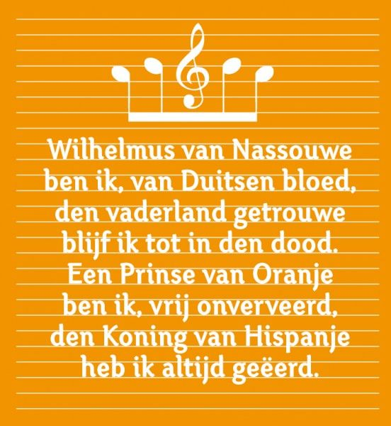 william of orange fun facts