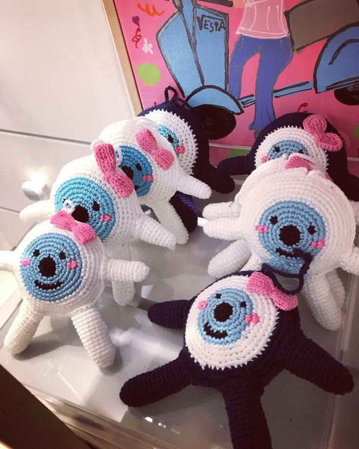 hand crochet Mr&Mrs Mati by Cotton Prince www.cottonprince.gr