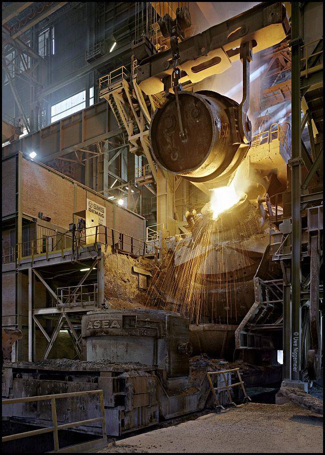 (Man's Industrial Evolution)