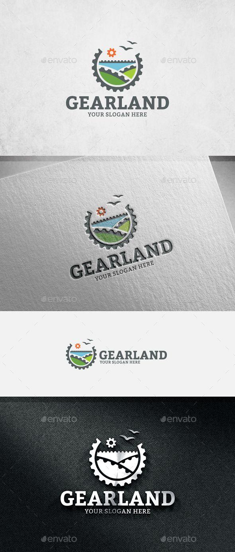 Logosmartz custom logo maker 5 0 review and download - Gear Land Logo Template