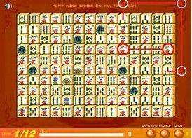 Résultat d'images pour jeux mahjong