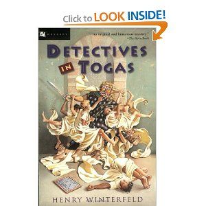 Detectives in Togas | Children's Books Wiki | FANDOM ...