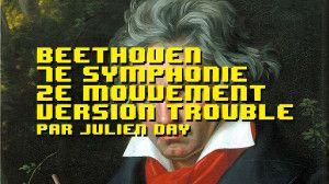 Pour lancer le bal, Julien Day se mouille et vous propose le 2e mouvement de la 7e symphonie de Beethoven à la sauce 8-bit.