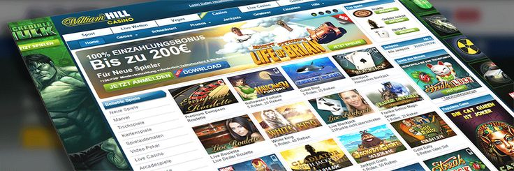 #WilliamHill #Casino Übersicht & Top Spielautomaten und Casino Spiele Liste! Erfahre mehr über Top Anbieter!