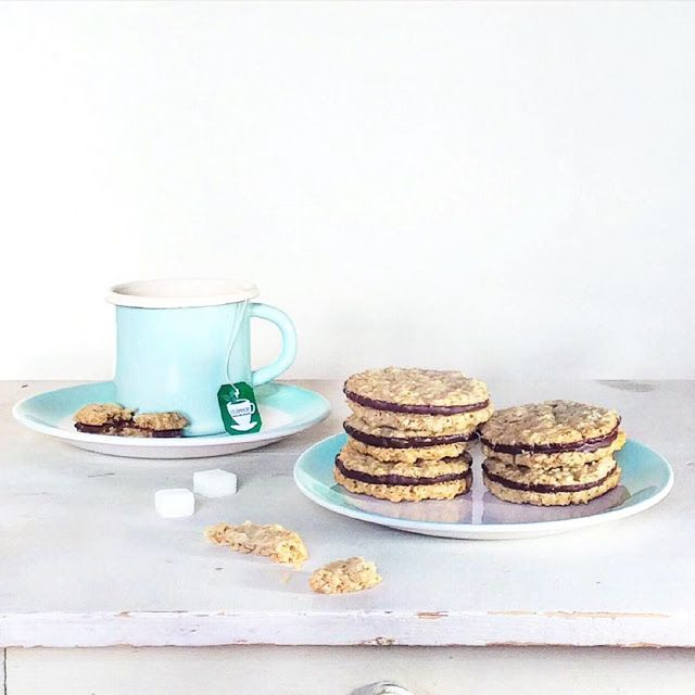 Cakes in the city | Kakor Havreflarn | Biscuits suédois aux flocons d'...