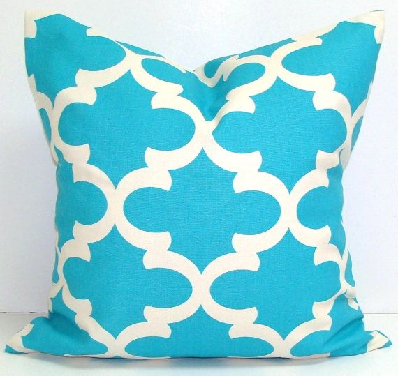 BLUE Pillows.ALL Sizes.Decorator Pillow by ElemenOPillows on Etsy, $15.00 #Pillows #Cushions #HomeDecor