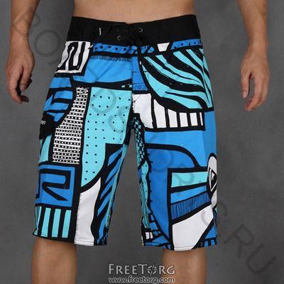 Мужские плавки для пляжа - удобная мода