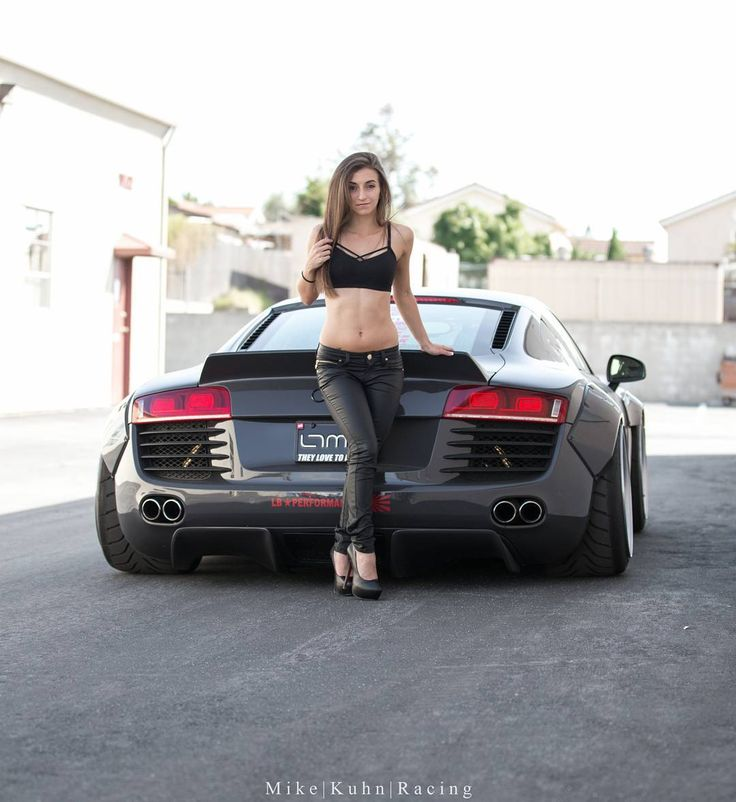Audi R8 LibertyWalk