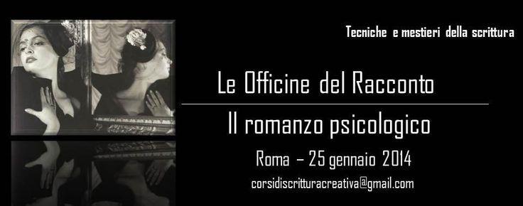 Il romanzo psicologico - Roma