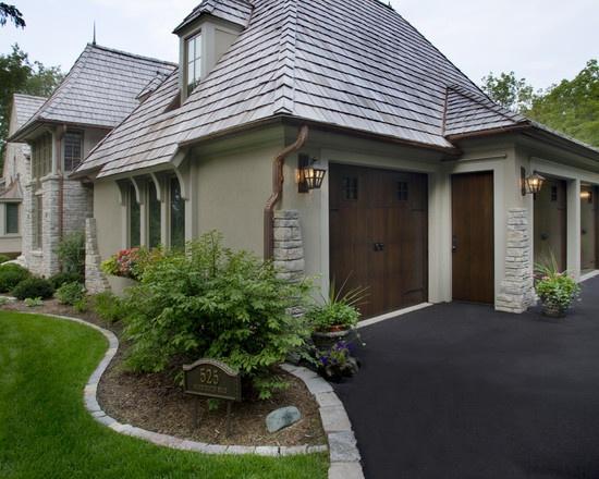 Garage exterior decor - 10 Best Images About Stucco Cedar On Pinterest