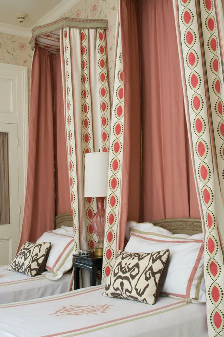 Amy Vermillion Interiors Blog- Valances Over Beds