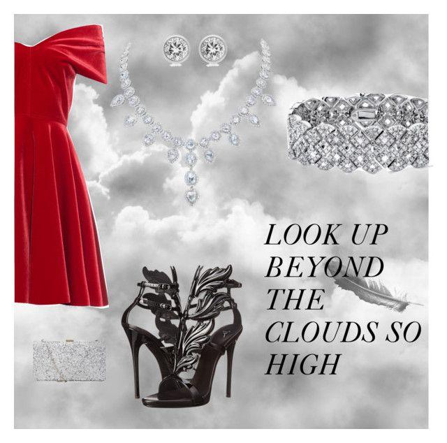 """Sky high"" by olliebogdou on Polyvore featuring Giuseppe Zanotti, Emilio De La Morena, Palm Beach Jewelry and Michael Kors"