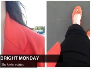 Bright Monday - The Jacket Edition