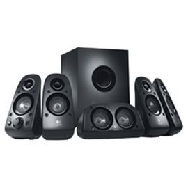 Logitech 5.1 Surround Sound Speakers Z506 from our Computer Speakers range - Tesco.com