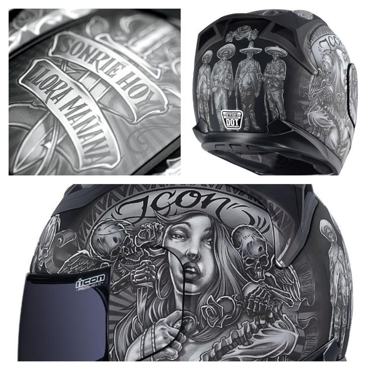 Icon Vaquero helmet Things I want Pinterest Helmets