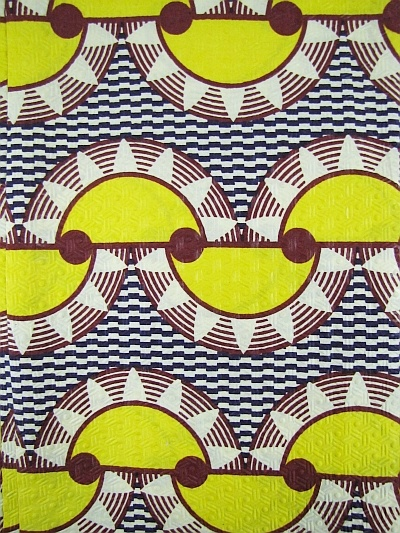 African print with fun pops of neon! http://obus.com.au/