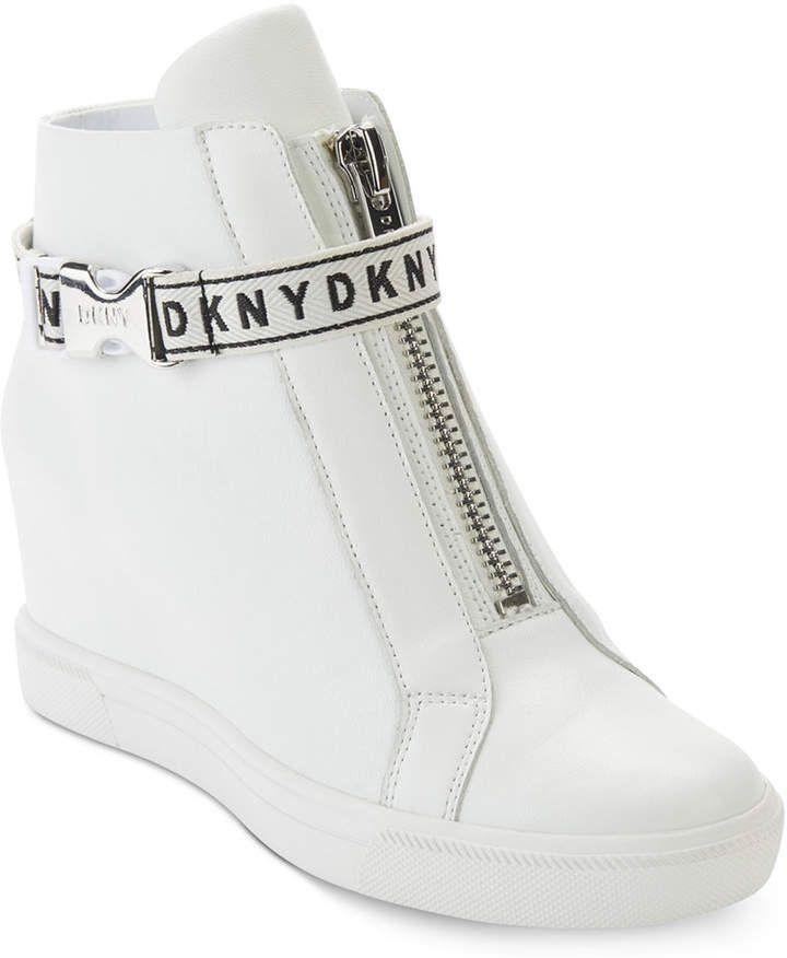 DKNY Caddie Wedge Sneakers | Wedge