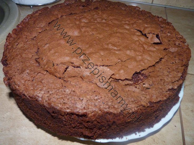 Ciasta Mamy: Biszkopt czekoladowy