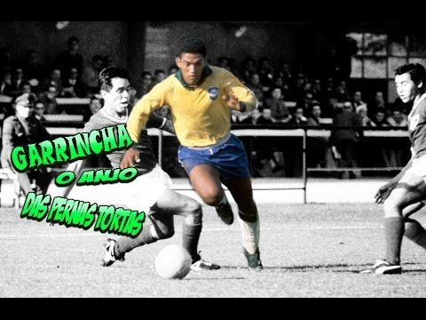 Garrincha - O Anjo das Pernas Tortas ○King of Dribble○ ⊕Amazing Skiils⊕ -  YouTube  f2b8f3e1ea0a5