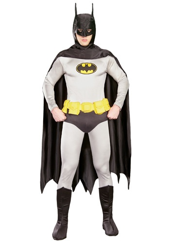 Authentic Classic Batman costume #Halloween