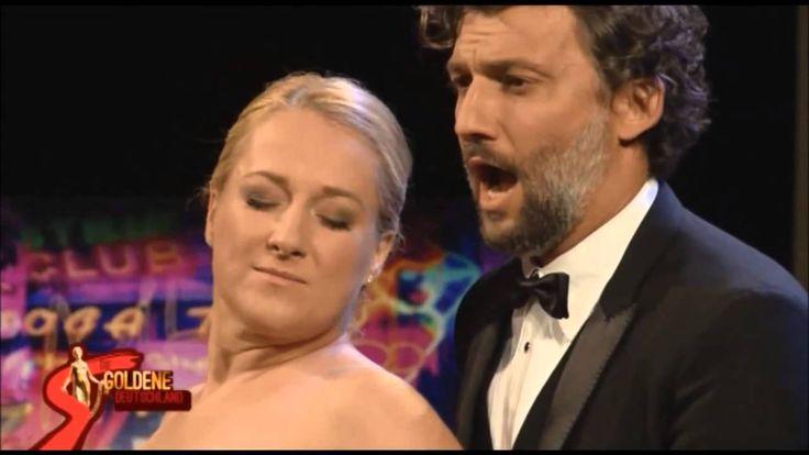 Diana Damrau & Jonas Kaufmann......... Franz Lehar - Lippen schweigen. by Rozalia Frrozalia on Youtube