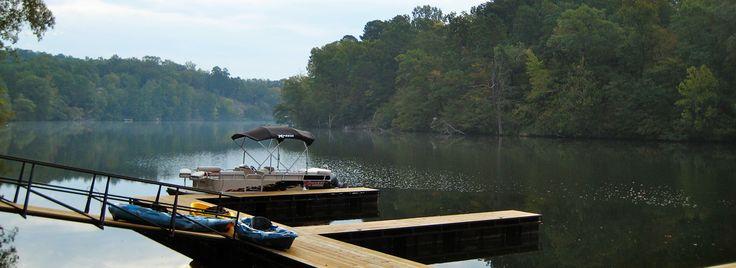 Camping resort in Hot Springs Arkansas