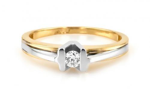 """Diamantový snubný prsteň,, Diamond for you"""""""