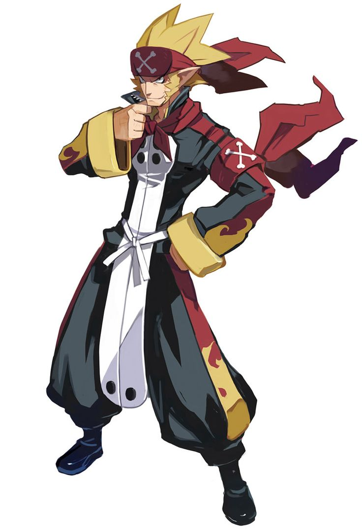 Mr. Champloo - Characters & Art - Disgaea 3: Absence of Justice