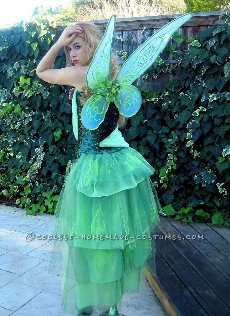 sexy absinthe green fairy from moulin rouge costume - Green Fairy Halloween Costume