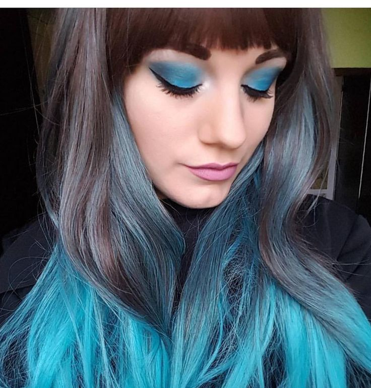 @colormepolly #slaying us in Lush style: Blue Moon   . . Thank you  This wig is available now from Lushwigs.com #lushwigs #wig #lushhair #ombrewig #lushwigsbluemoon  (link in bio)
