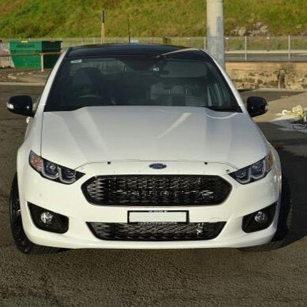 Ford Falcon Fgx Xr8 Sprint Australian Cars Car Ford Aussie