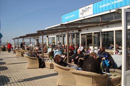 Een uitstapje van carrière maken op kantoor naar werken in de zon op het strand. Waarom? Omdat het kan!