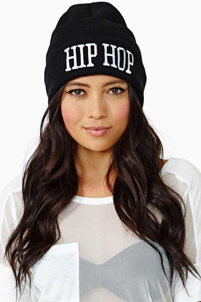 Hip Hop Hooray Beanie