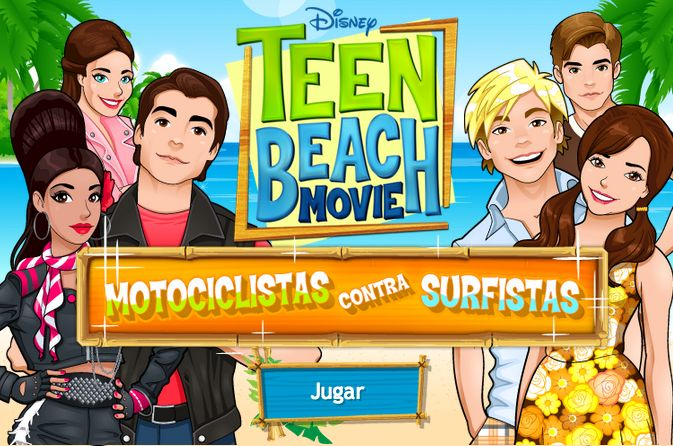 flirting games at the beach movie free movies