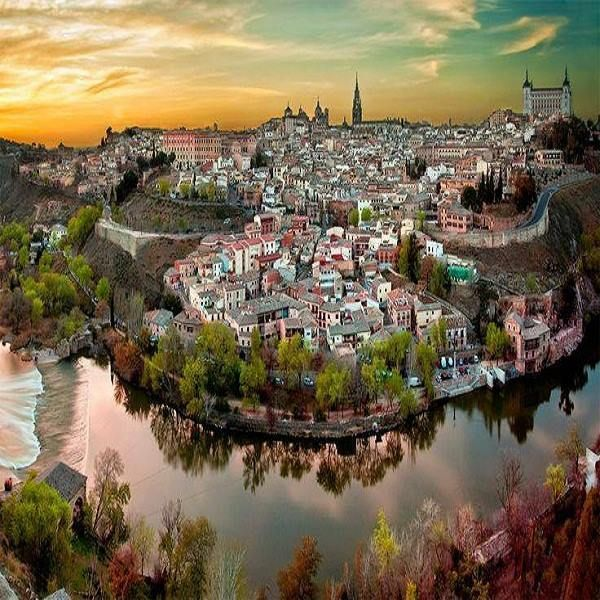 Toledo, Spain  -  I Loved Visiting This Town!!! . http://photosearth.com/Spain.html