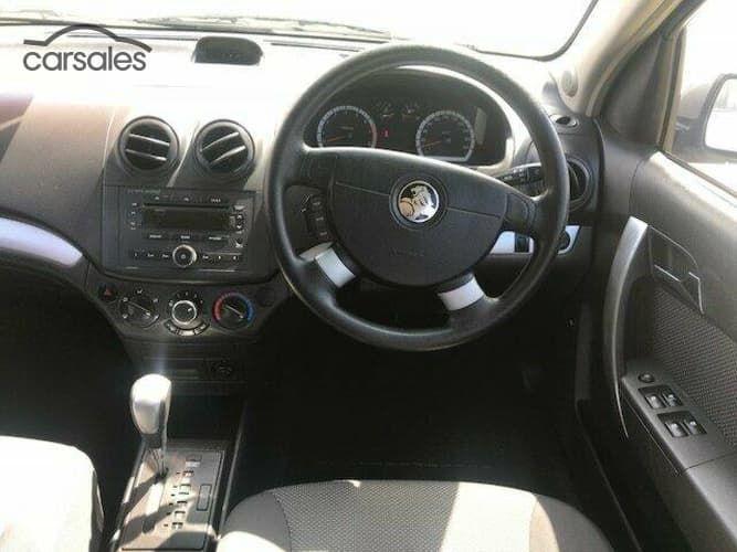 2009 Holden Barina TK Auto MY09-$5,990*