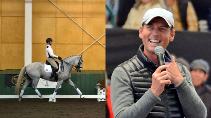 The excitement in the large crowd was palpable as Great Britain's Carl Hester walked to center arena for his first New England appearance at Pineland Farm in New Gloucester, Maine, on Oct. 14 for the New England Dressage Association Fall Symposium....
