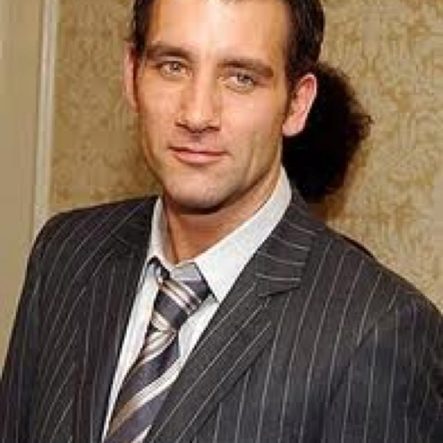 Rugged handsome British actor Clive. | Eye Candy | Pinterest