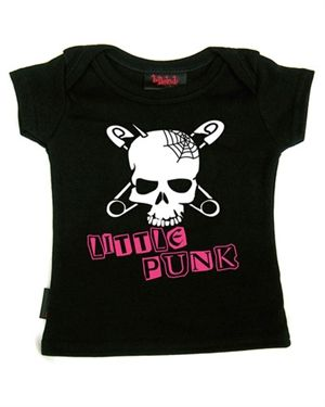 Barn T-shirt - Darkside - Little punk