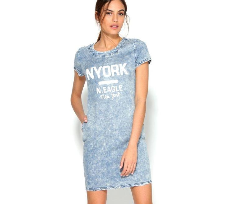 Krátké pružné šaty s krátkými rukávy | modino.cz #ModinoCZ #modino_cz #modino_style #style #fashion #newin