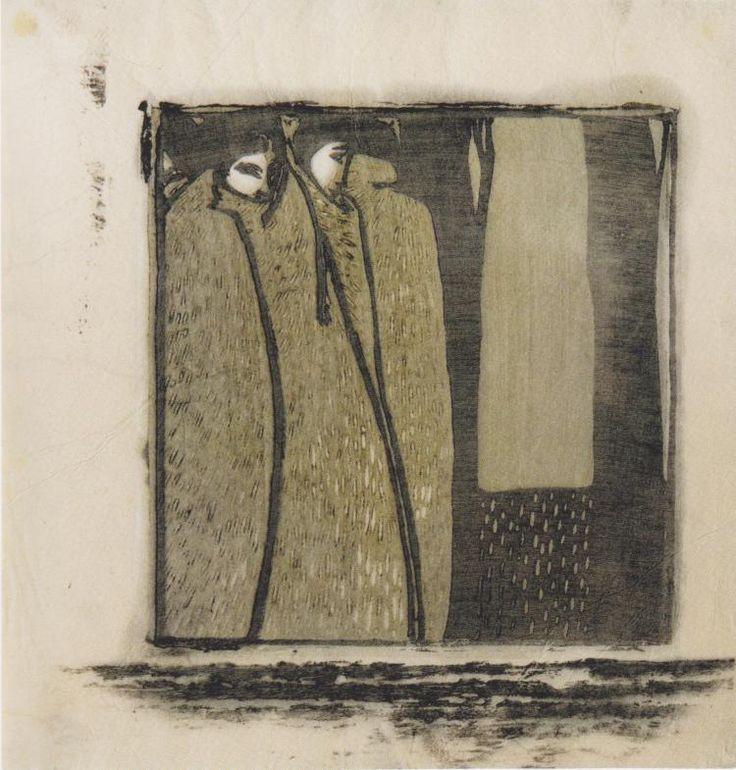 Коломан Мозер -  November  (1902) - Открыть в полный размер