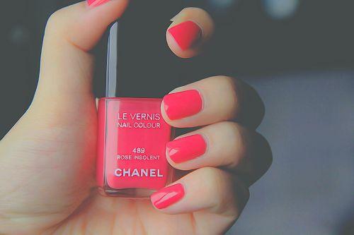 Rose Insolent-Chanel