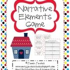 Here is a fun and engaging game to practice the skill of narrative elements (characters, setting, problem, solution). This activity could be used a...
