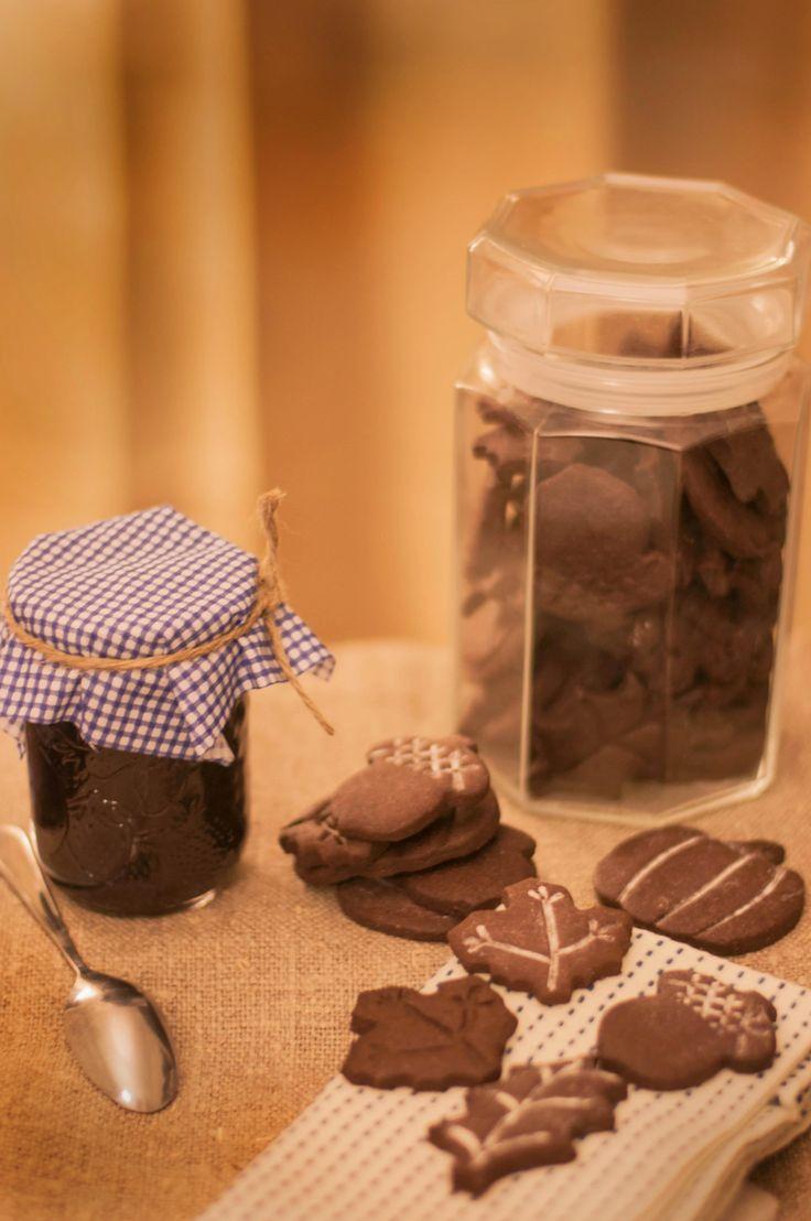 Шоколадное сахарное печенье - Andy Chef - блог со вкусом и интернет-магазин