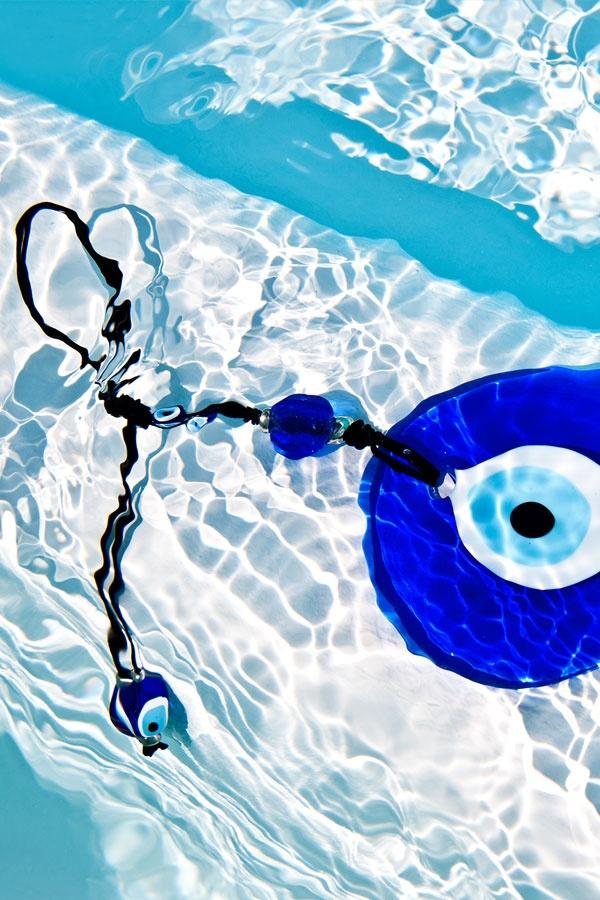 Santorini, Greece - Dive in the Pool