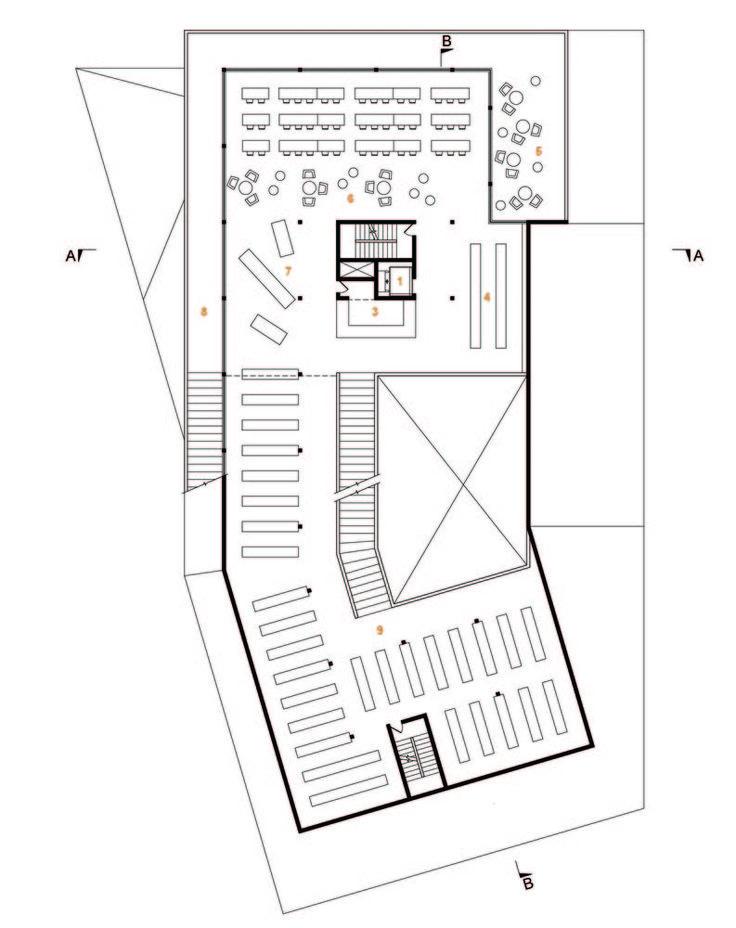 Gallery - Daegu Gosan Public Library Competition Entry / Martin Fenlon Architecture - 3