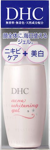 DHC Medicated Acne Whitening Gel | YESSTYLE